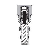 Eaton Vickers DSV4-10 Screw-in Shuttle Cartridge Valve