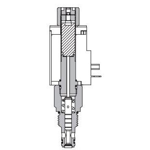 Eaton Vickers EPV10 Screw-in Proportional Valves Cartridge Valve