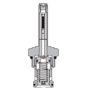 Eaton Vickers ERV1-16 Screw-in Proportional Valves Cartridge Valve